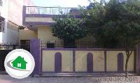 Plot with house in laxmisagar road no 5 darbhanga