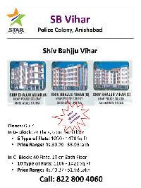 3 BHK Under Construction Apartment-s Flats for Sale