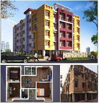 2 BHK Flat for Sale in Newly Constructed Abhishek Apartment
