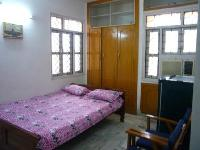 Boring Road Patna - Residential Society - 1 Bhk Room Fully Furn Ished - Full Power Backup