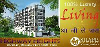 Book Your 2-3 Bhk Flats In Our Highway Heights Project And Live Luxury Near Aiims Patna