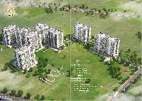 3- Bhk Super Luxurious Flat @ Just Rs. 16 Lakhs In Mega Township