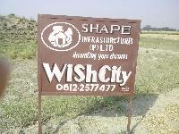 Shape Infrastructures De Raha Aapko Mauka Book Kare Apna Plot In Hamare Township Wish City Me Only 6 Km From Patna