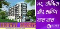 Book Your Flats On Very Prominent Location Near Aiims Nh-98