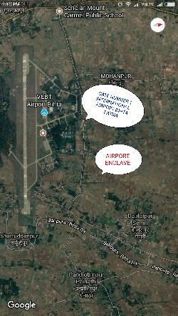 .. Airport Enclave.... Residential Plot For Sale Near Patna International Airport Bihta, Just 1km From Airport Gate Number 1