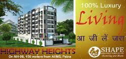 Book Your Flats In Patna Near Aiims