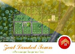 600 sq ft Residential Plot for Sale in Sonepur Patna at Rs. 6 Lakh