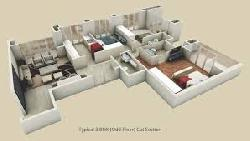 3 Bhk Room Available To Rent , 1 Bathroom, 1 Kitchen, Fully Ventilated , Near Main Road Dak Sthan