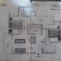 3 Bhk House With Overhead Tank Near Dhaka