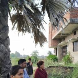 Commercial And Residential Plot For Sell On Pwd  Pitch Road, Shahbaz Pur,punpun,patna