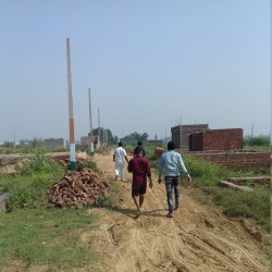 Residential Plot In Aamka Dadri