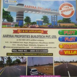Aaryaa Properties  For Sale