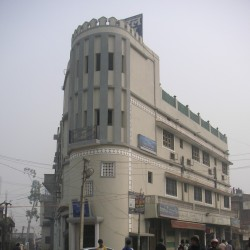 Commercial Building With A 20-room Running Hotel For Sale In Madhubani Bihar
