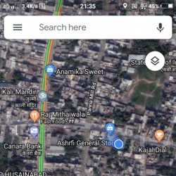 Commercial Or Residential Plot For Sale Near Balti Karkhana Chowk In Bhagalpur City