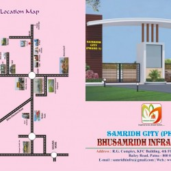Residential Plot On Sell In Bihta( Patna) On Aara -bihta Main Road