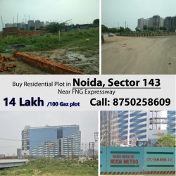 Residential Plot In Noida Sector 143