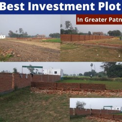 Rera Approval Site In Bihta Near Bihta Chowk,esic Hospital,ndrf Camp,international Airport.....