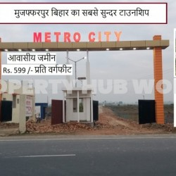 Plot For Sale In Karza Road, Muzaffarpur, Bihar