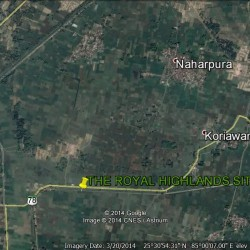 Residential Plot For Sale Near Aiims Patna.