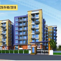 Book Flat Near Patna AIIMS In Rooftech Royal Garden Phase-I Extension