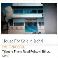 Commercial Building for Sale in Dehri