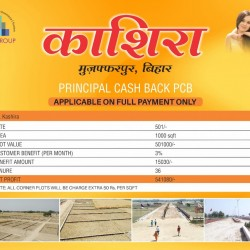 Plot For Sale In Muzaffarpur On Easy Emi