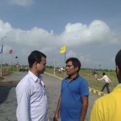 Residential Plot For Sale In Rajgir, Near Chhabilapur Market.