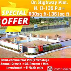 Buy Plot In Heart Of Patna -naubatpur