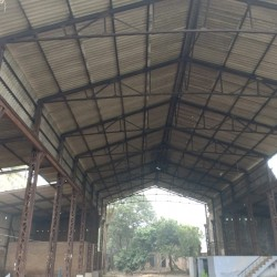 Warehouse/godown/workshop Space Available On Rent In Mora Talab
