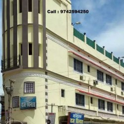 Commercial Property-cum-hotel