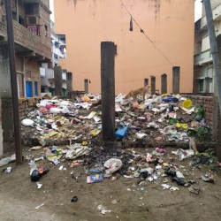 Land For Sale In Market With Road View Of Nawada Bihar