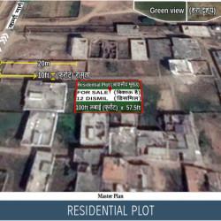 Residential Plot For Sale Near Police Line