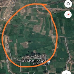 Domestic, Commercial Land For Sale Near Nh30 - 1kilometer Smart City, Smart Valey 4 Kilometer From Bihta New Airport And 7 Kilometer From Bihta Railway Station 1 Kilometer Near Post Office 3.5 Kilometer Maner 1/2 Kilometer Anandpur Home Guard Camp