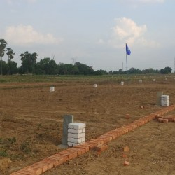 Residential Plot For Sale At Good Location With  A Principal Cash Back Plan