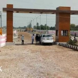 Recidentail ,plot For Sell On (nh) 98,at Naubatpur.