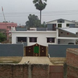 Bunglow For Sell. Near By Railway Station Darbhanga.