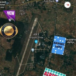 Investment Land Opposite To The International Airport Patna Bihta