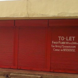 Comercial 1000 Sqft Hall For Rent On First Floor.for Mini Super Market,branded Showrooms,service Center,private Office,etc. Address:-nagmatia Road,gaya,bihar, Beside Godrej Interio Showroom,near  Insland Bank,gaya,bihar,823001.