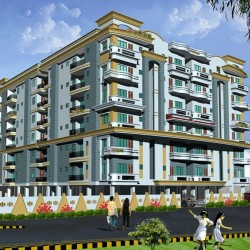2bhk Flats With Modern Aminities