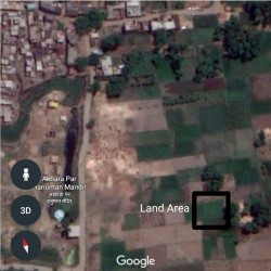 Fresh Land - 1361 Sqft Ka Land 1 Katha Price - 10 Lakh For Urgent Sell