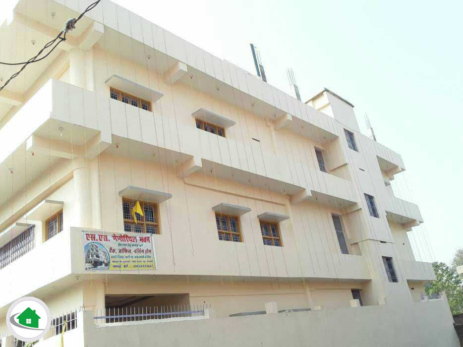 Commercial building for sell