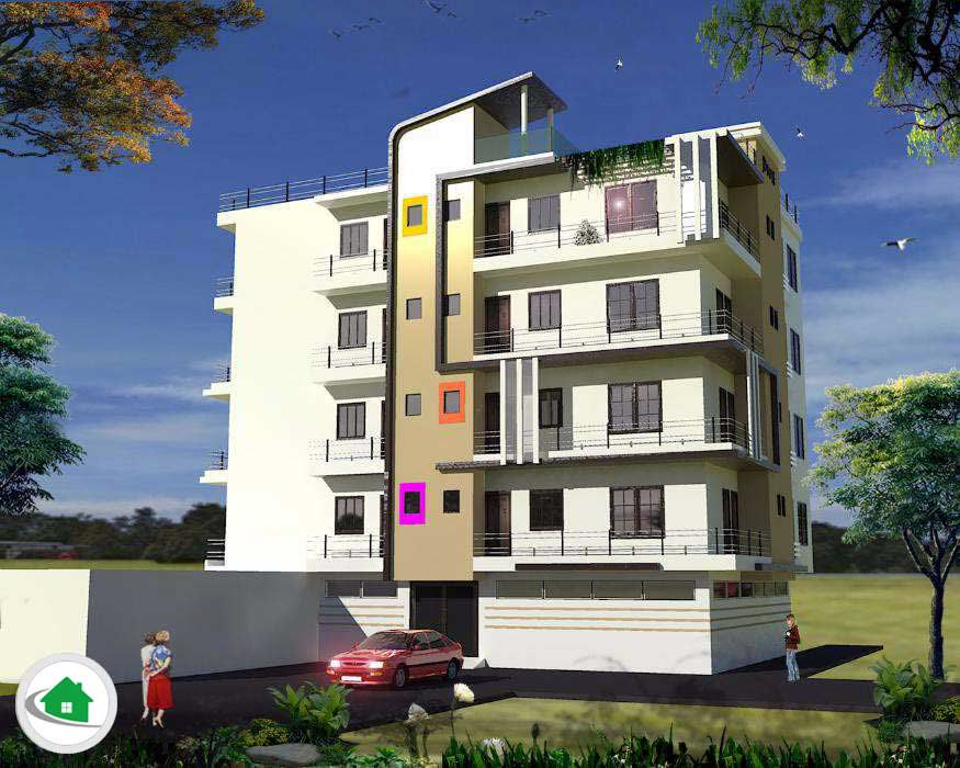 2bhk flat for rent in chapra