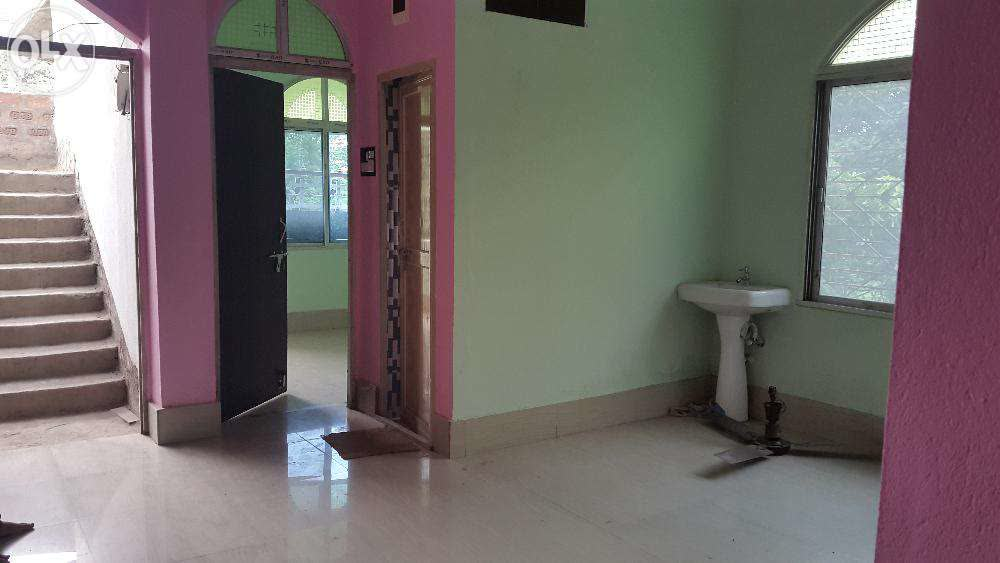 2 BHK Flat for rent with Balcony
