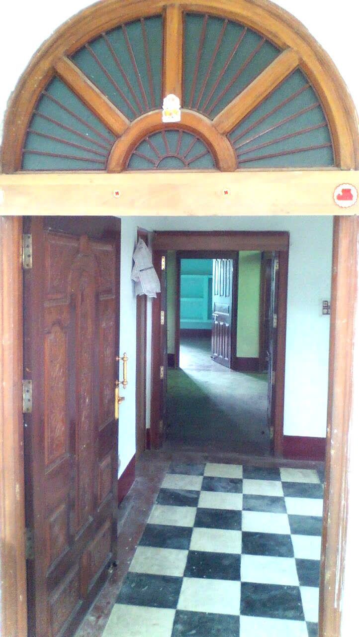 To rent out portion in Gangjala- Saharsa