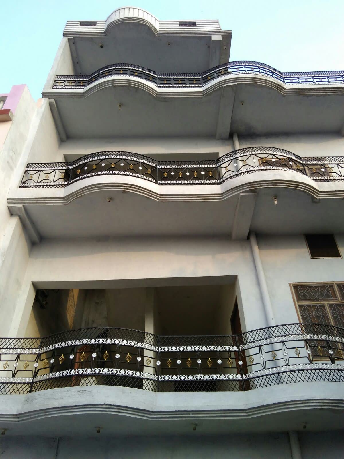 3 Room Flat for Rent in Bettiah