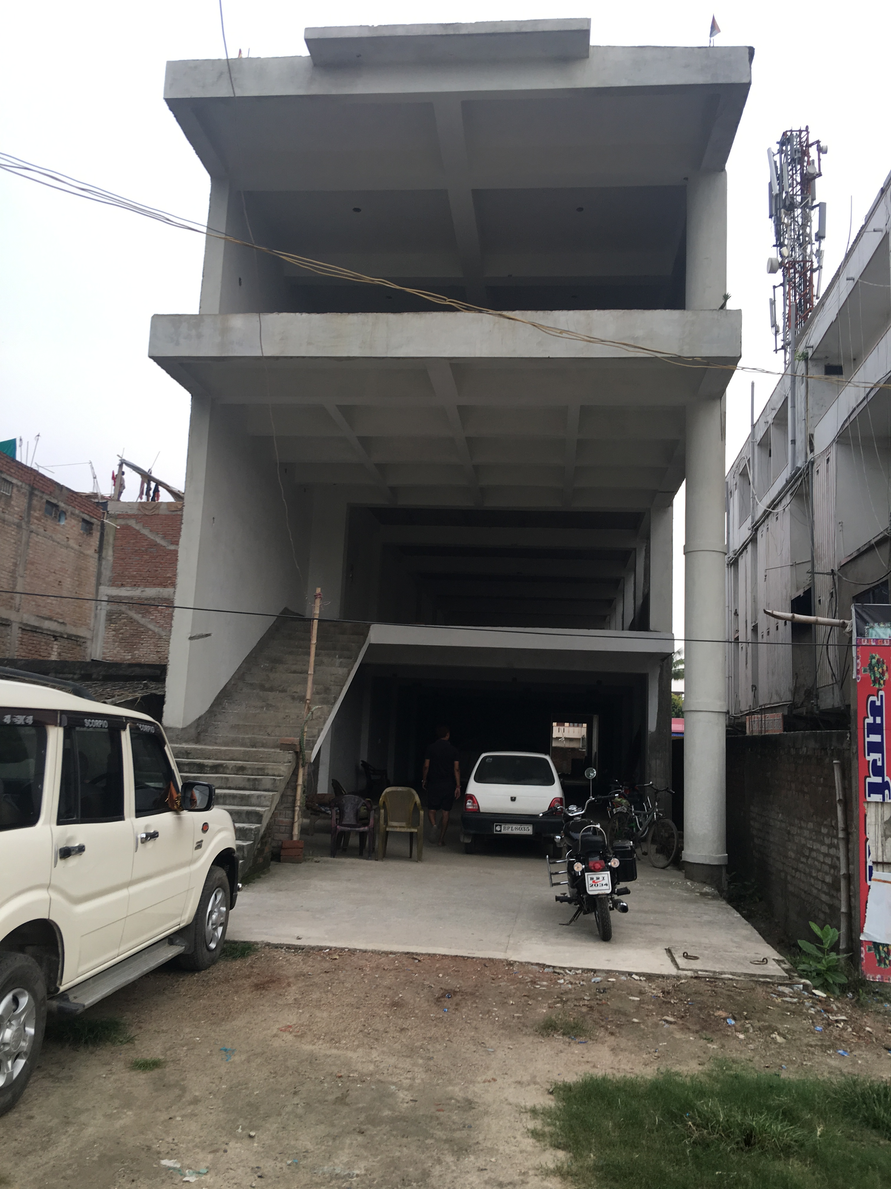 Commercial Space For Rent In Begusarai