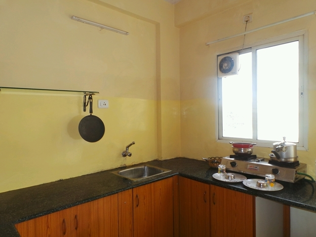 Fully Furnished 1 Bhk Flat For Rent in Patna