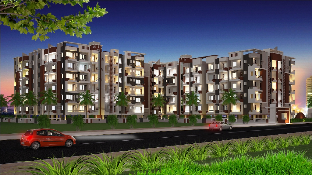 Flat For Sale 2 And 3 Bhk