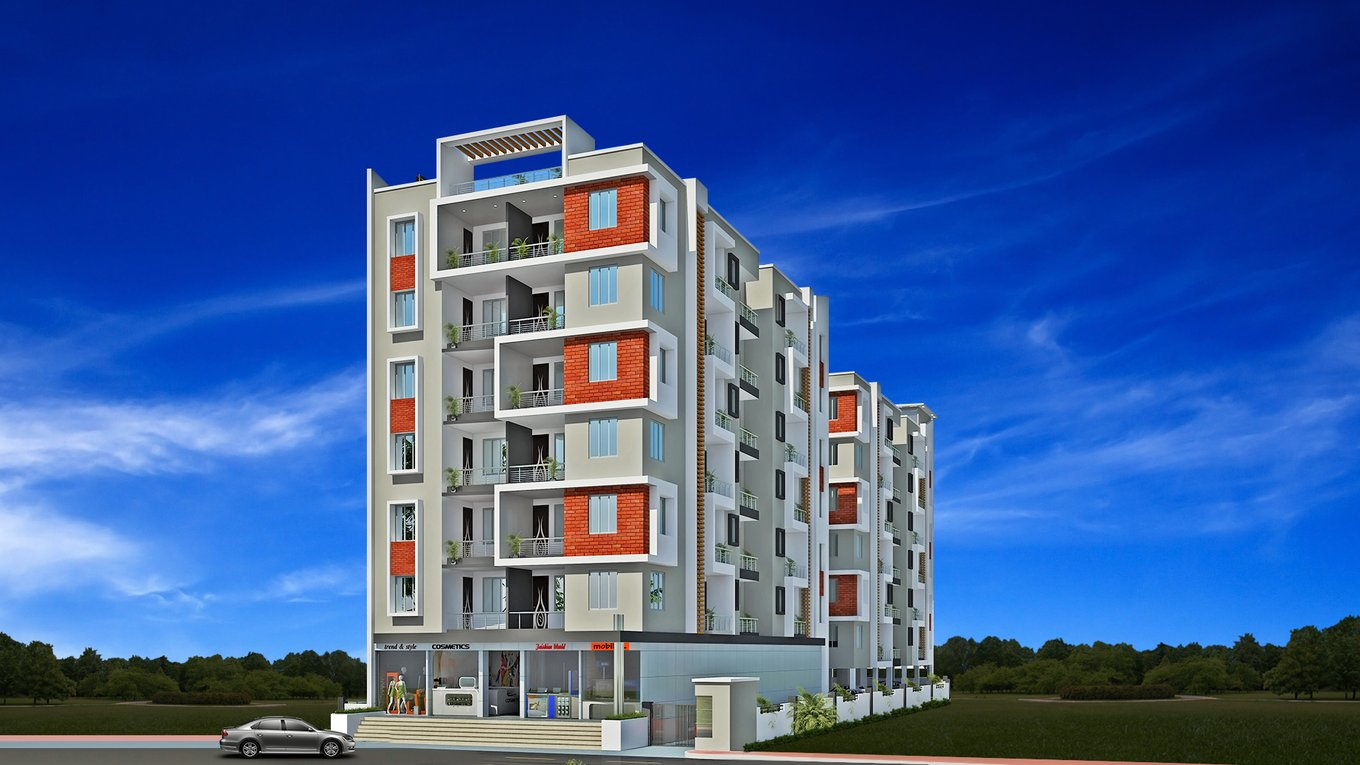 Buy 2,3BHK Apartment in Emarat Enclave By Emarat Construction And Developers