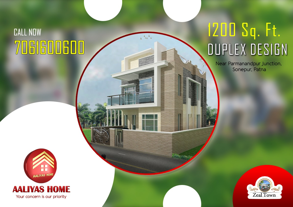 Buy Flat in Sonepur Patna Township (zeal Town)